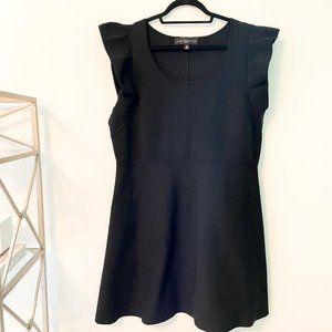 Victoria Beckham for Target Ruffled Mini Dress 1X